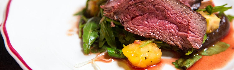 Repas chaud - Des repas gastronomiques pour les papilles exigeantes