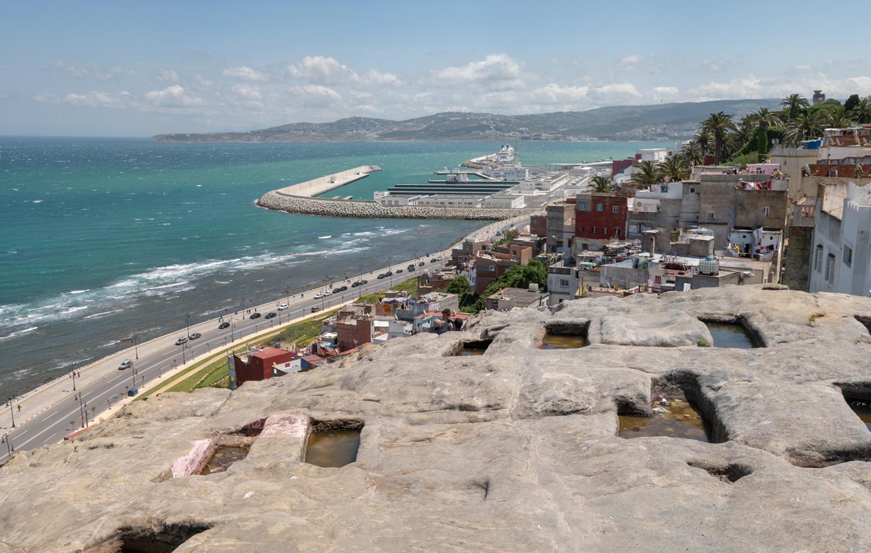 Phoenician Graves, Tangier