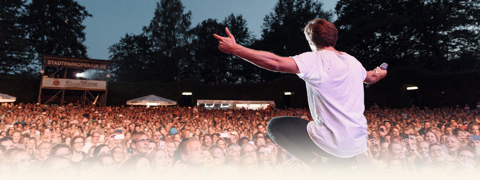 Live — Max Giesinger | Die offizielle Website