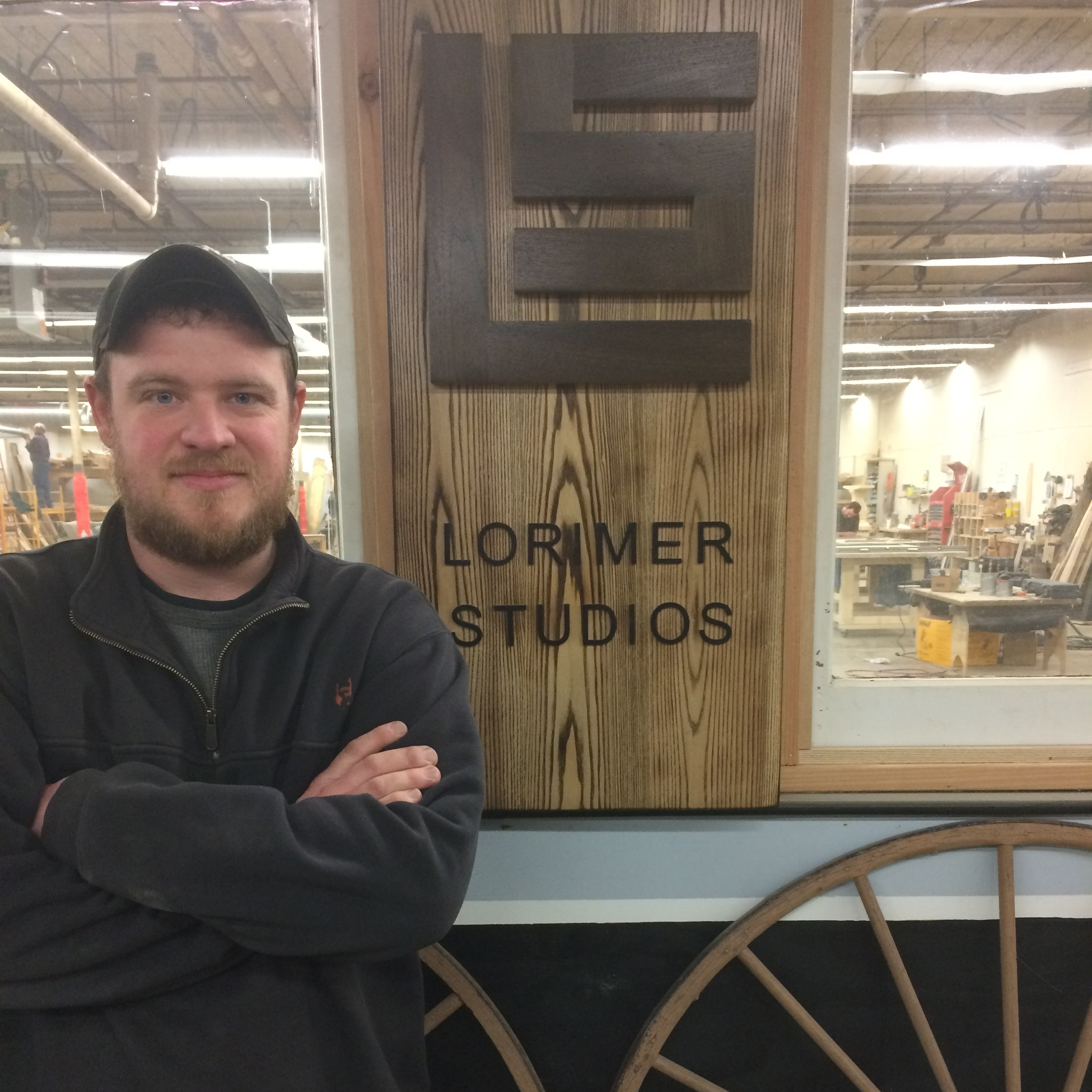 Ben   The son of a master craftsman, Ben grew up with a passion for woodworking. He has a talent for drawing, design, and architectural thinking. In his spare time, he enjoys playing hockey and guitar.