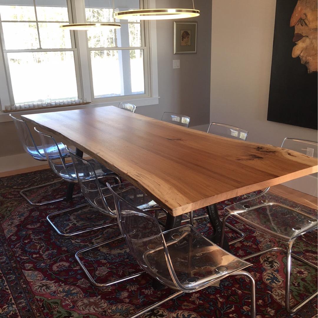 Beautiful Walnut dining table