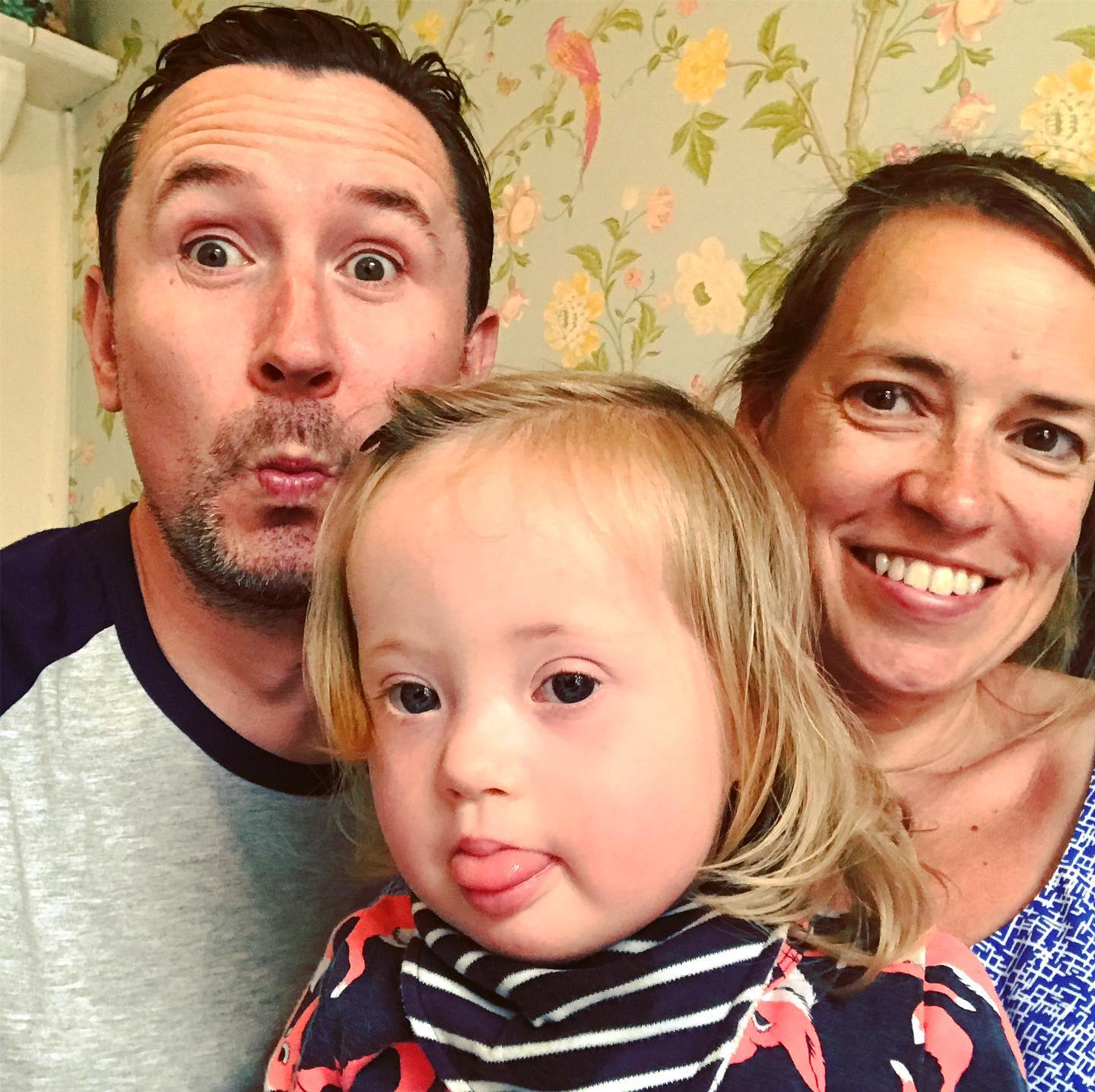 (Photograph of us yesterday. Coraline aged 22 months, before Kevin flew off to Singapore and Hong Kong for work for ten days in the evening. We so deliberated about me and Coraline going too. But we decided to let Kev focus!Have the best trip Kev!)