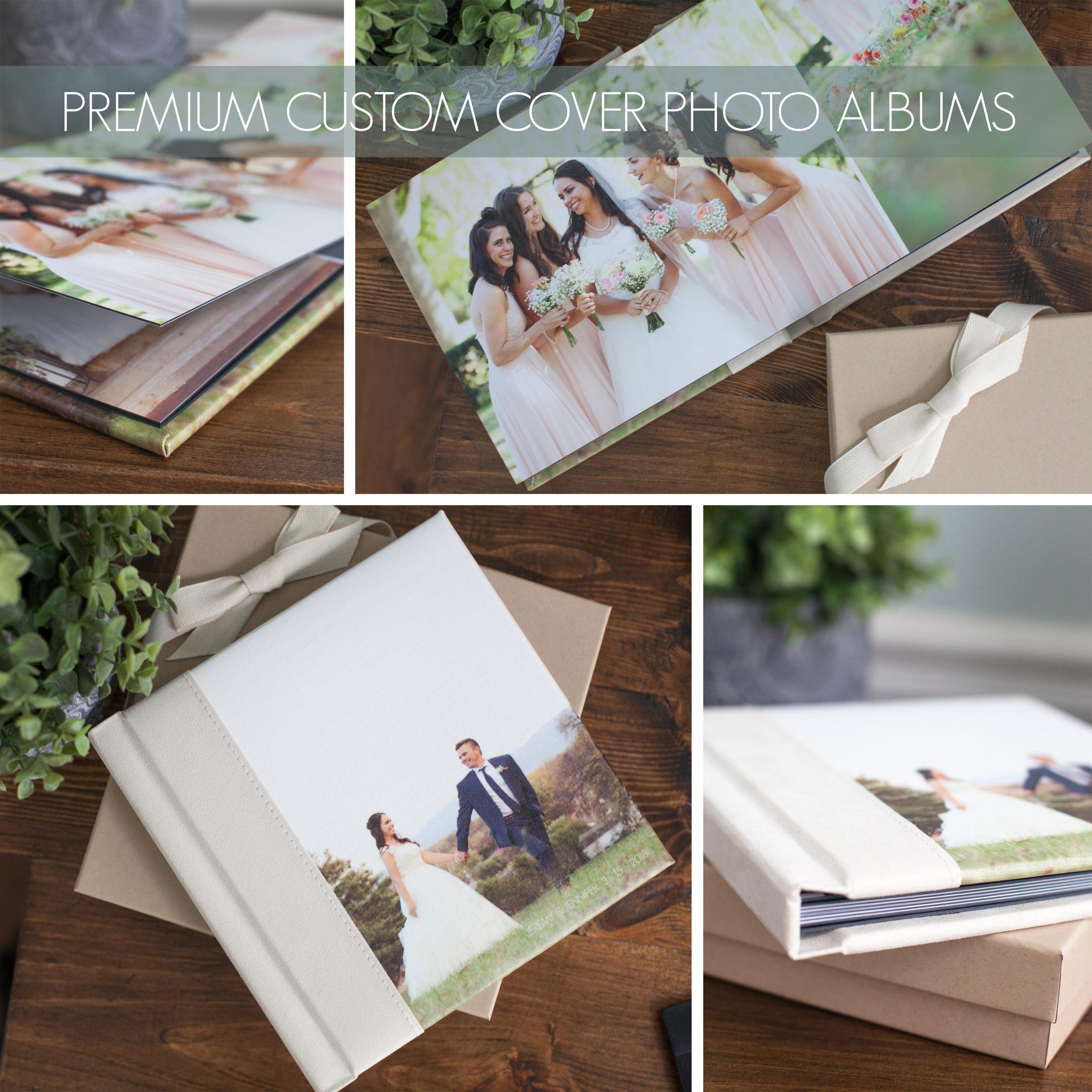 Padded Cover Wedding Album Collagetext.jpg