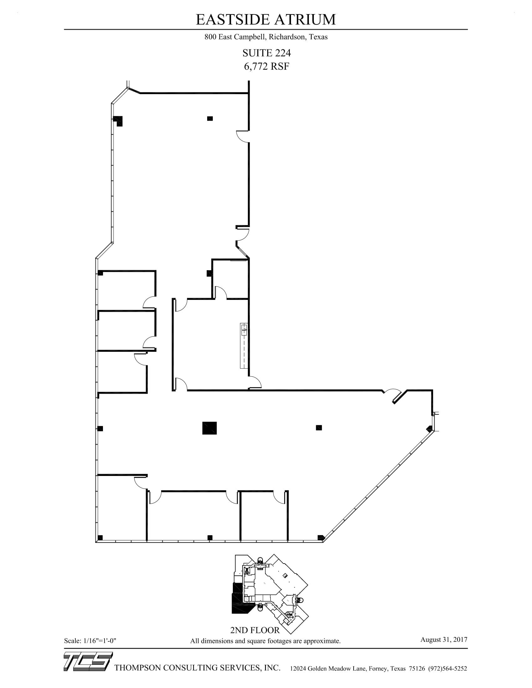 Eastside Atrium - Suite 224 - Marketing Plan-1
