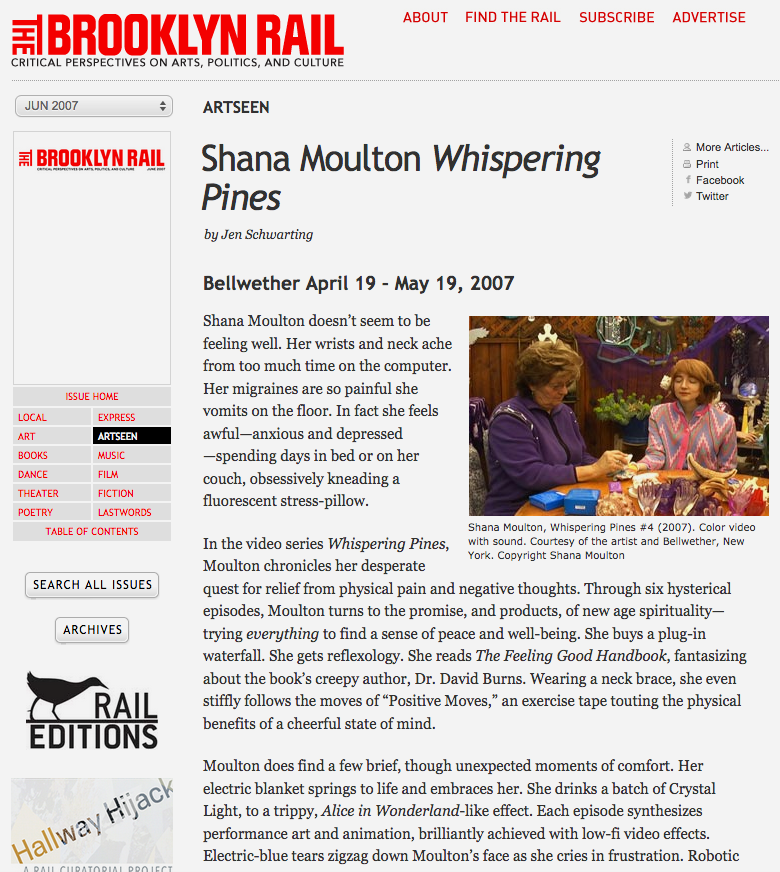 Review of Whispering Pines at Bellwether