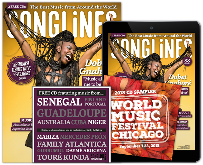 SONGLINES -