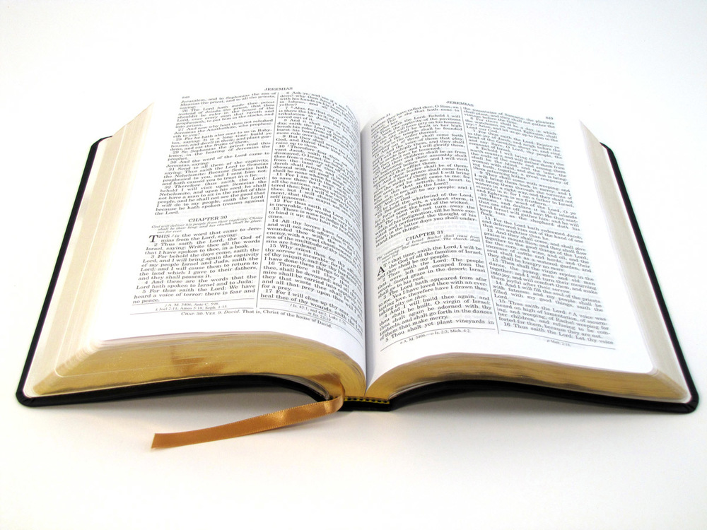 The Bible is God's holy Word.Our beliefs, practices, priorities and our missionare to be anchored in clear biblical truths. - We Live By The Word