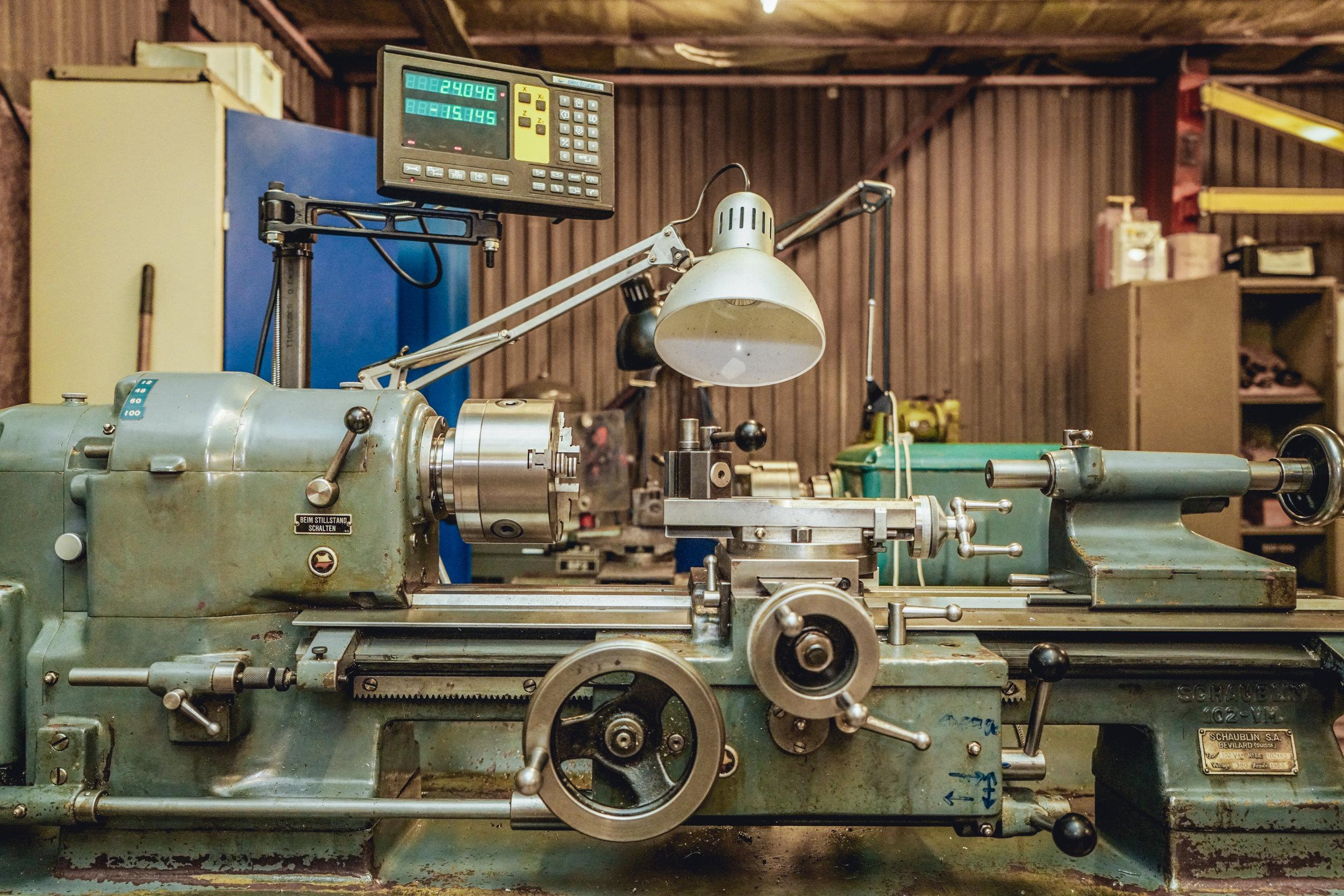 Copenhagen Suborbitals machine