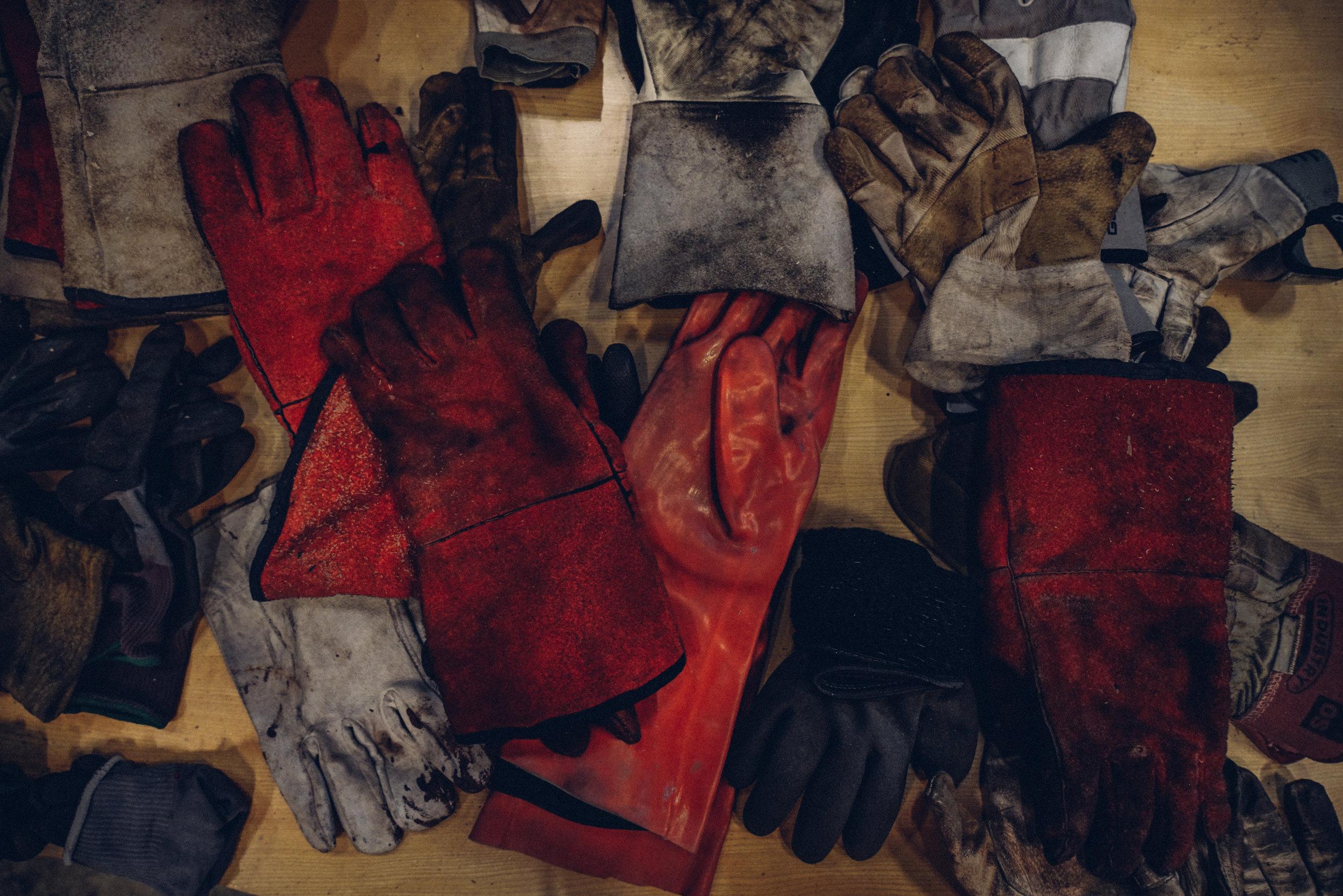 Copenhagen Suborbitals gloves