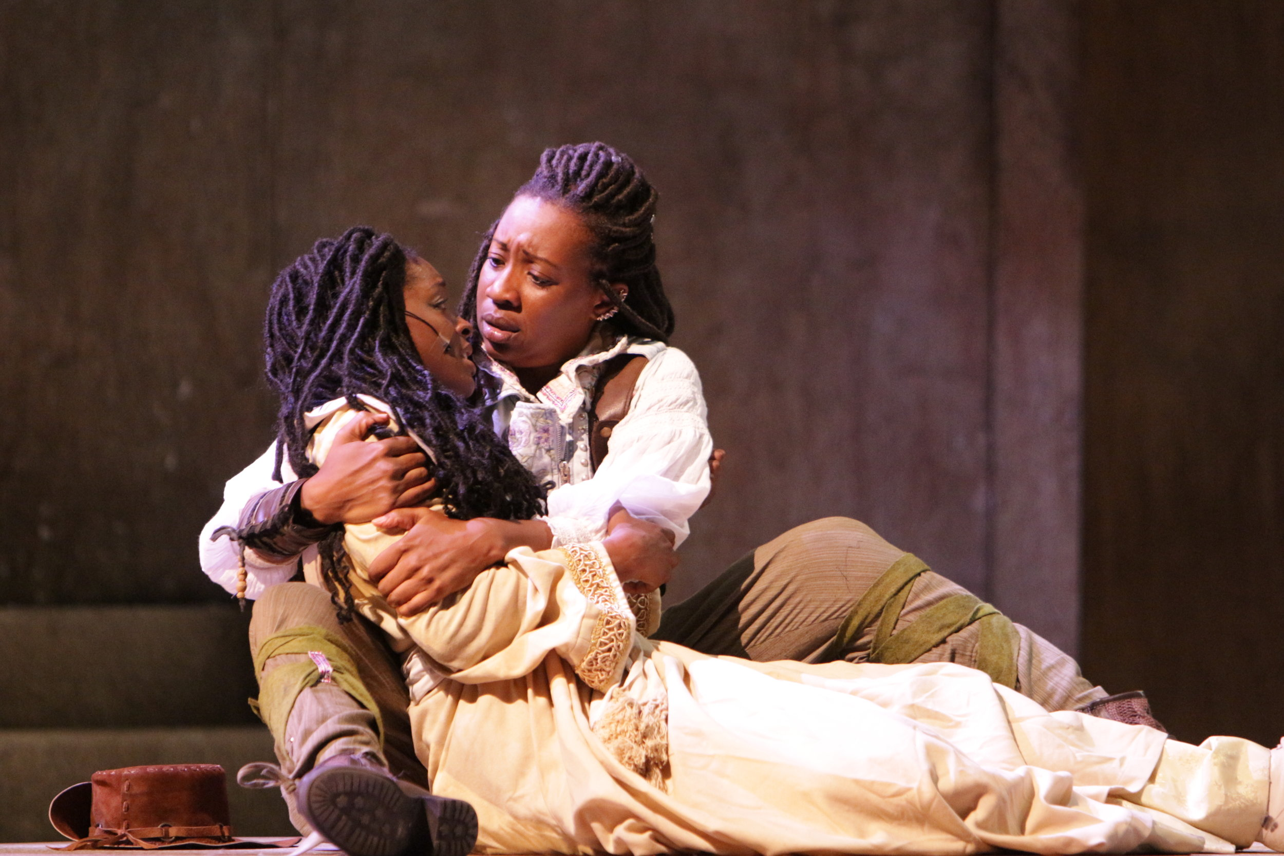 PHOTO: Classical Theatre of Harlem Production of the  Three Musketeers  / Photo: Jill Jones