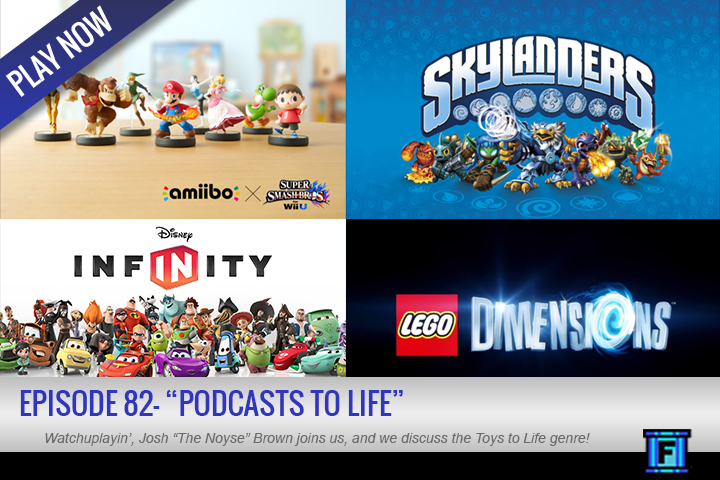 Summary - Hey gang, its episode 82! This week we were joined by Josh