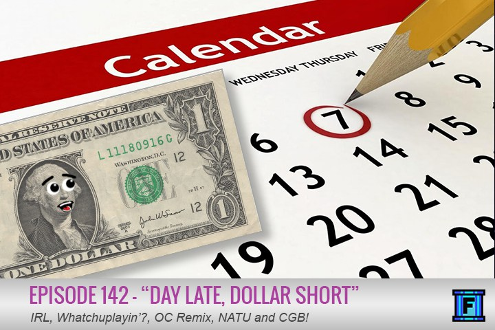 Summary - A day late, a dollar short, but here we are. In spite of insurmountable odds, we were able to create two things in one week! Who knew?