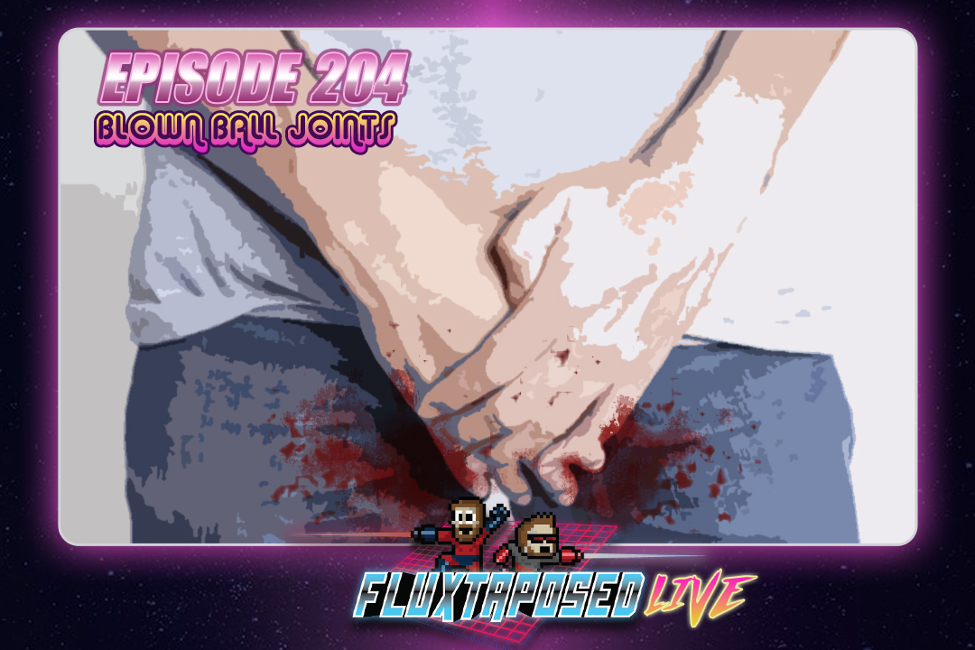 Summary - Pull up a chair, this is Fluxtaposed, episode 204 recorded on March 20th, 2018. On the docket today - IRL, the guys talk a bit about the fun & stress of the great Fluxtaposed Beer Exchange, get caught up on Whatchuplayin' featuring Payday 2 & I, Tonya. Finally, we will close out the show with the community grab bag and that sweet, sweet, awkward finish. Thanks for listening, thanks for watching,and enjoy the show!