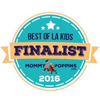 """24th STreet Theatre was a 2016 finalist for the Mommy Poppins """"Best Place to See a Family Show"""" award!"""