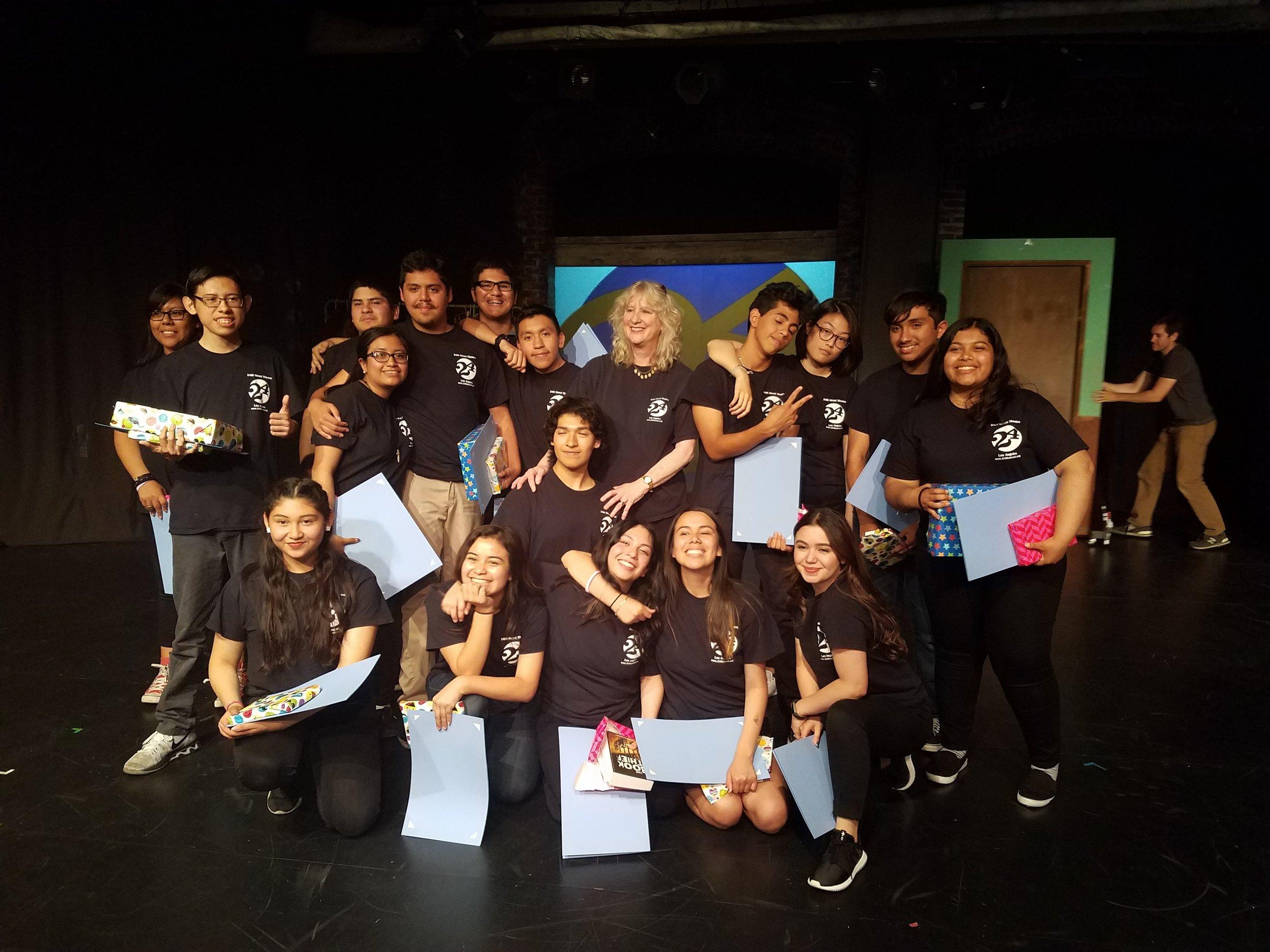 Teen Leadership Academy - Volunteer, Mentor, Lead