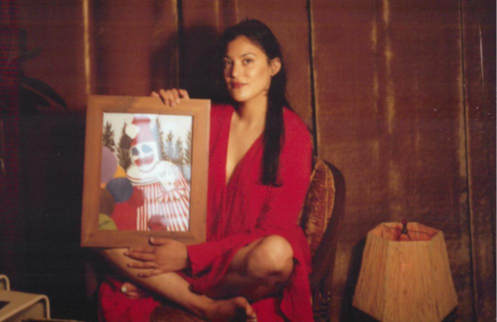 FILM:    Under Her Skin, Tafv Sampson