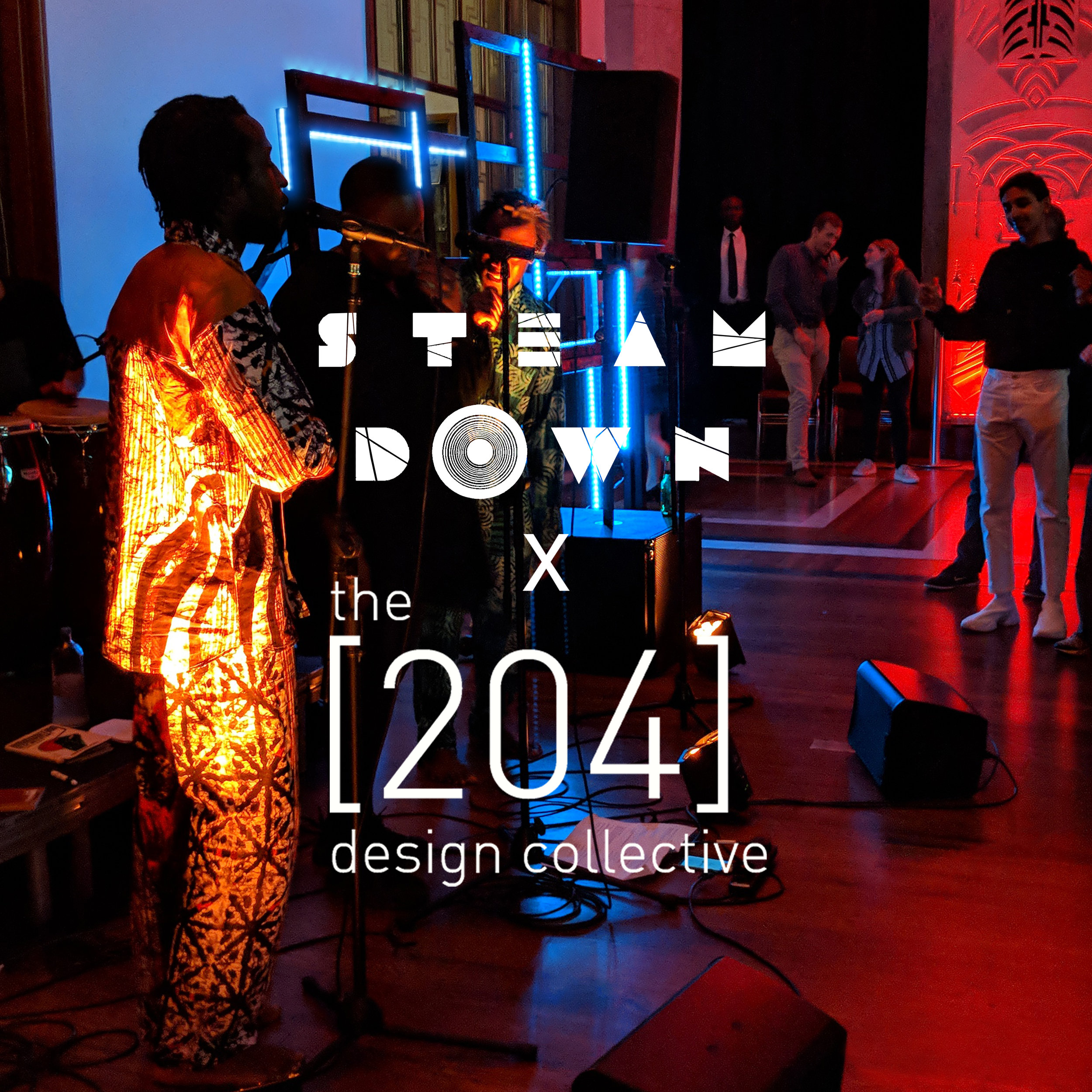 The Stephen Lawrence Memorial Lecture | Performance Design   [Steam Down x The [204] Design Collective]  09/20/18