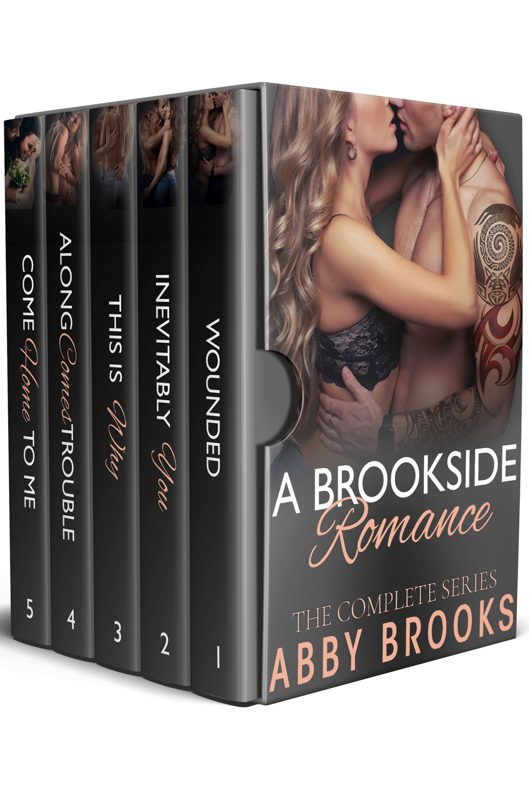 A Brookside Romance - The complete series