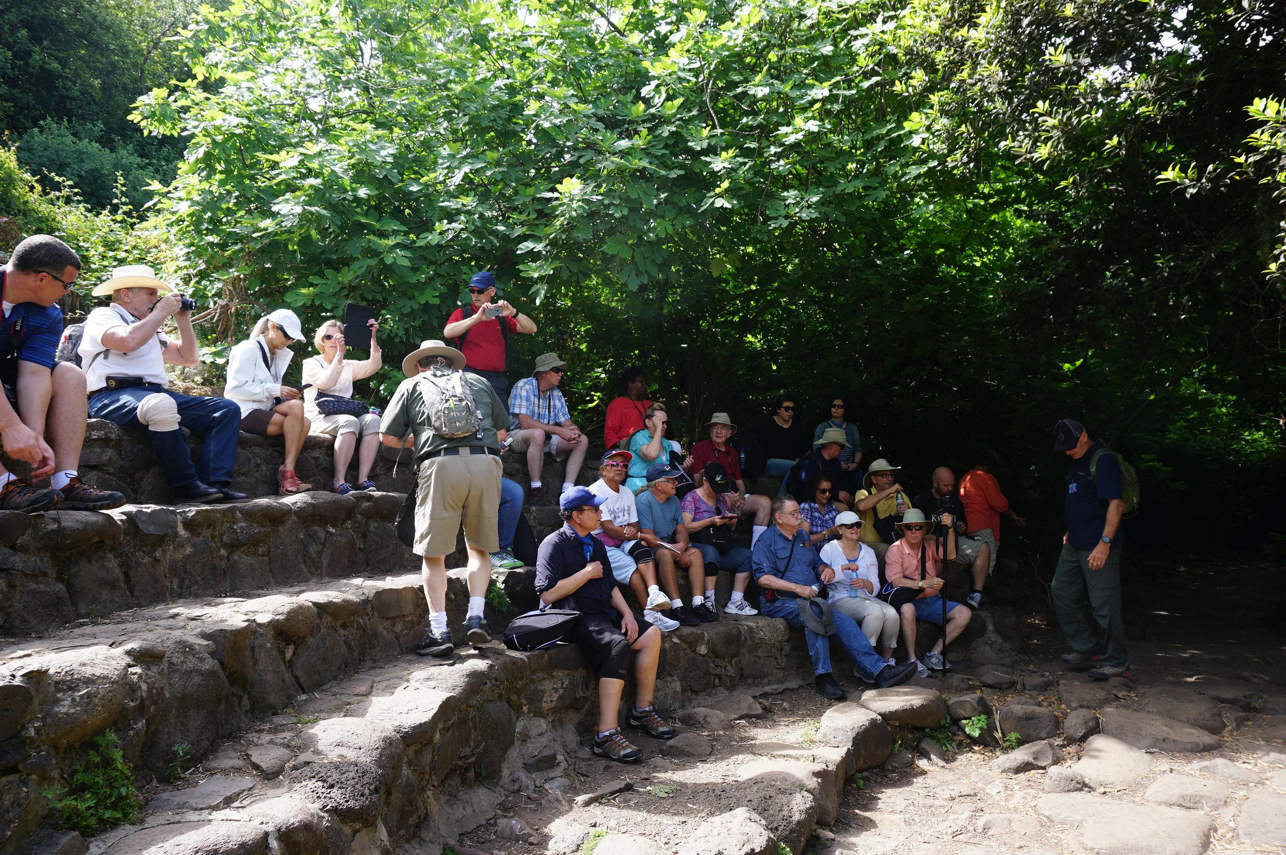 Dan Israel 2016 Pilgrimage Tour Group-CCA