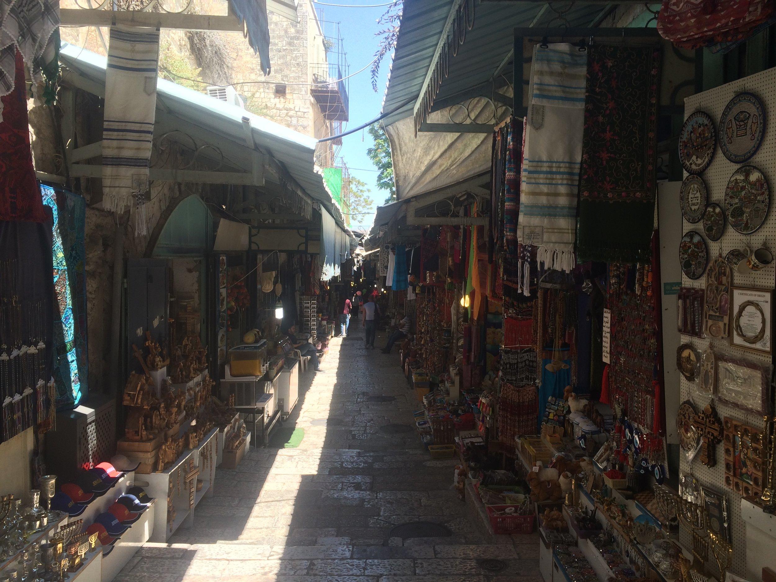 Old Jerusalem Israel Market 1.jpg
