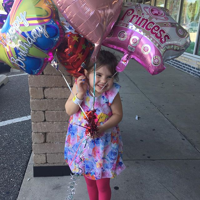 My little princess turned 5 today!  My how the time is flying by.  We asked what she wanted to do and got it all accomplished.  When we were at build-a-bear found out she could get a birthday bear for $5 so she got a 2nd one.  Oh the sheer joy on her face! Happy Birthday baby girl!  What a great day!