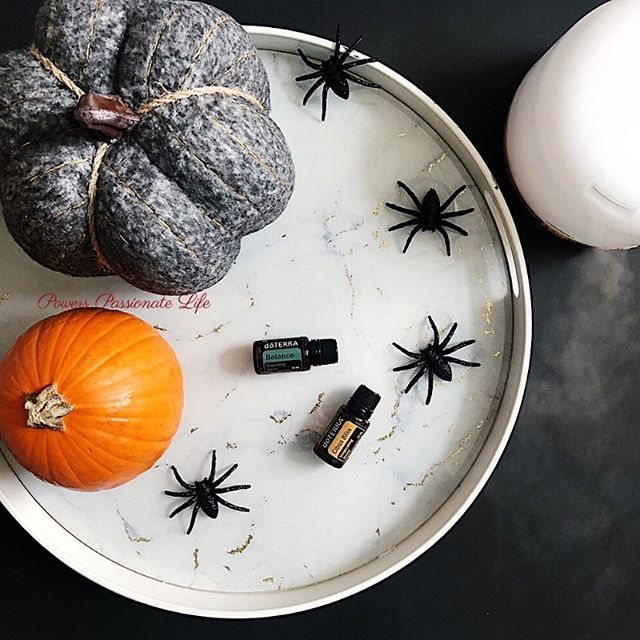 Halloween is almost here.  Trick or Treaters will be knocking on the door or ringing the doorbell. 🌟 These 2 oils are going to be essential! Balance essential oil to create a calm environment for our dog.  He is the type of pup to go crazy every time someone's at our door. 🍊 Citrus Bliss or another citrus oil to help with energy and an uplifting environment after a long days work. 🌟Are you ready?