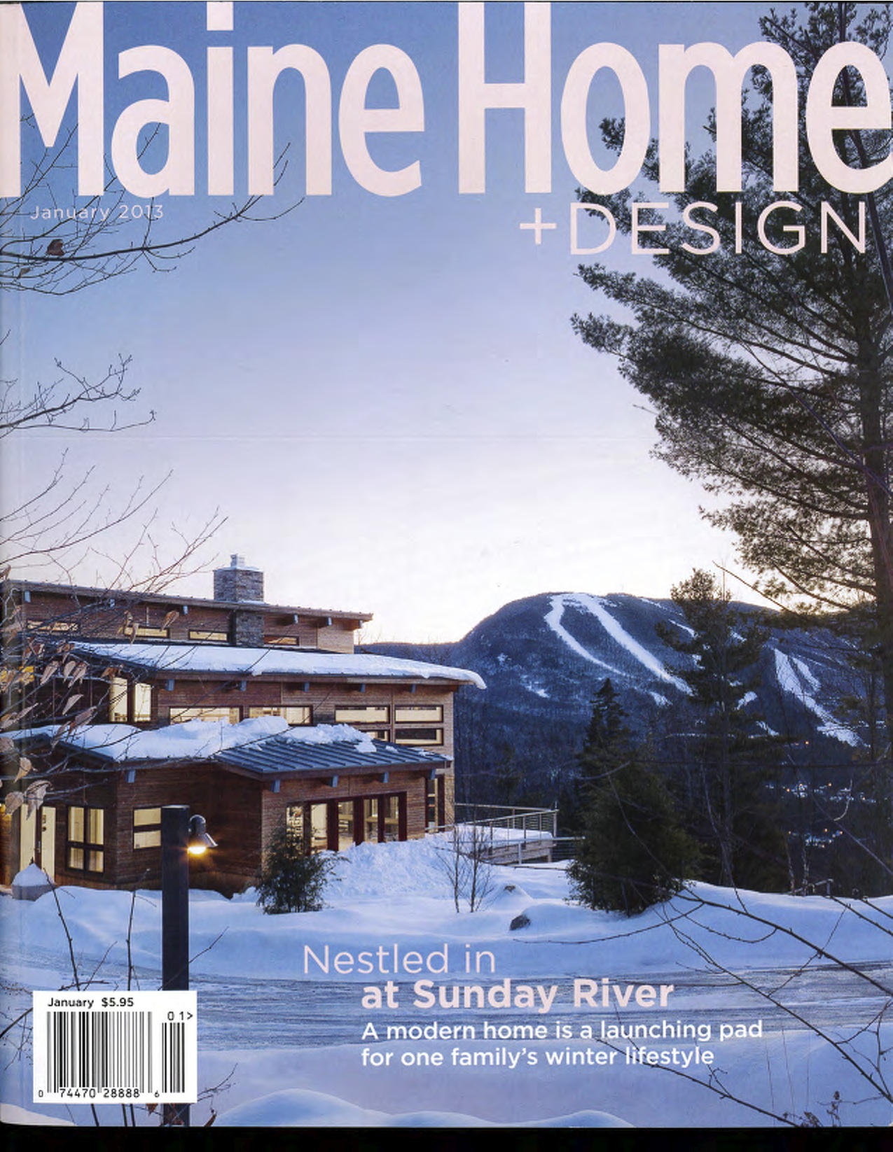Maine Home and Design