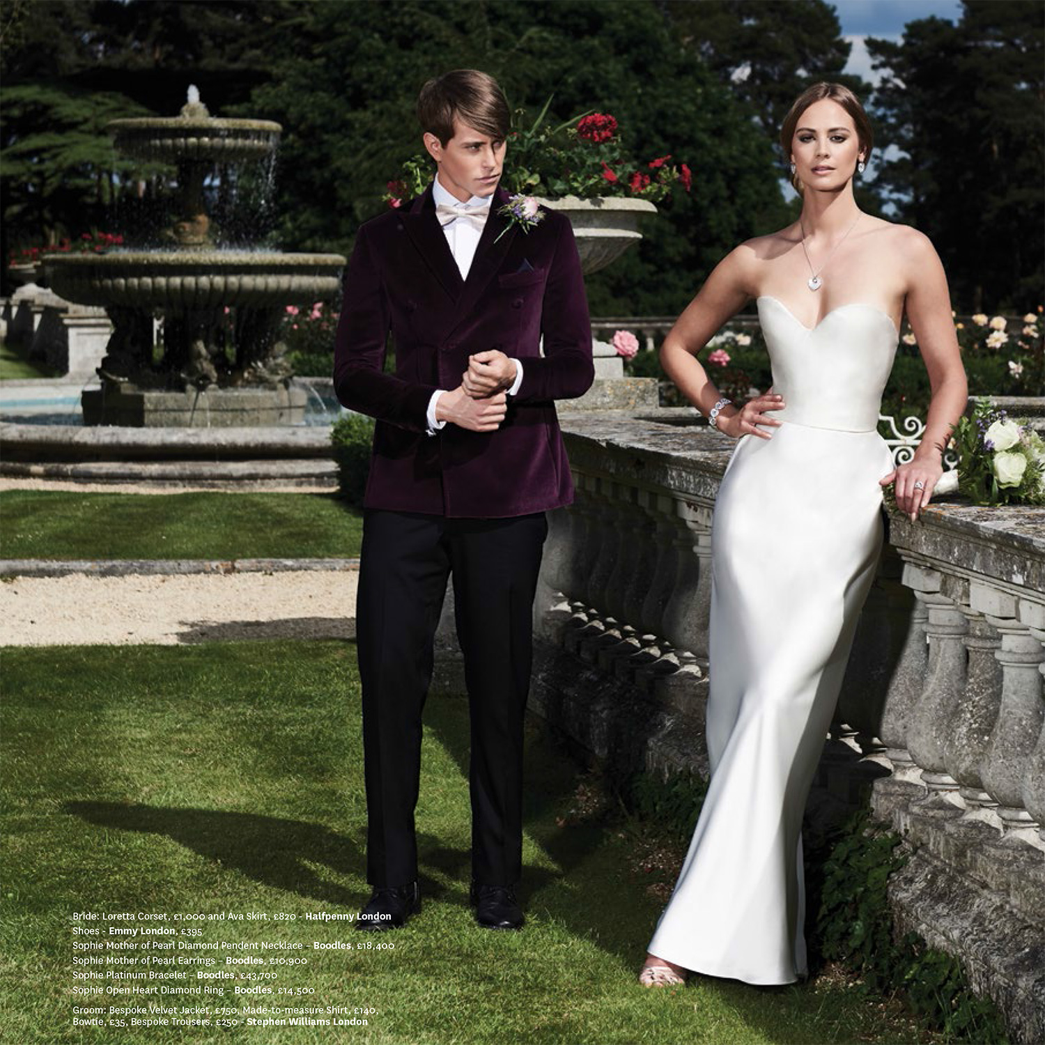 Stephen Williams London - Stoke Park Magazine