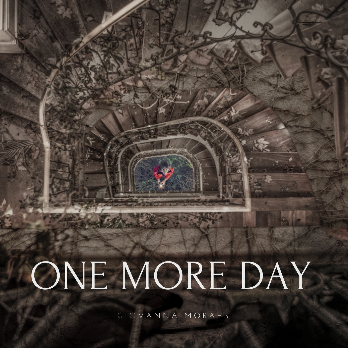 Philosophy behind the Lyrics - One More Day's lyrics are an ode to myself. An attempt to answer the question I struggled with for many years: Why am I here? What is my purpose?A question many of us are still struggling with.Rationally I understand that there is no purpose. We are just here. Surviving. This
