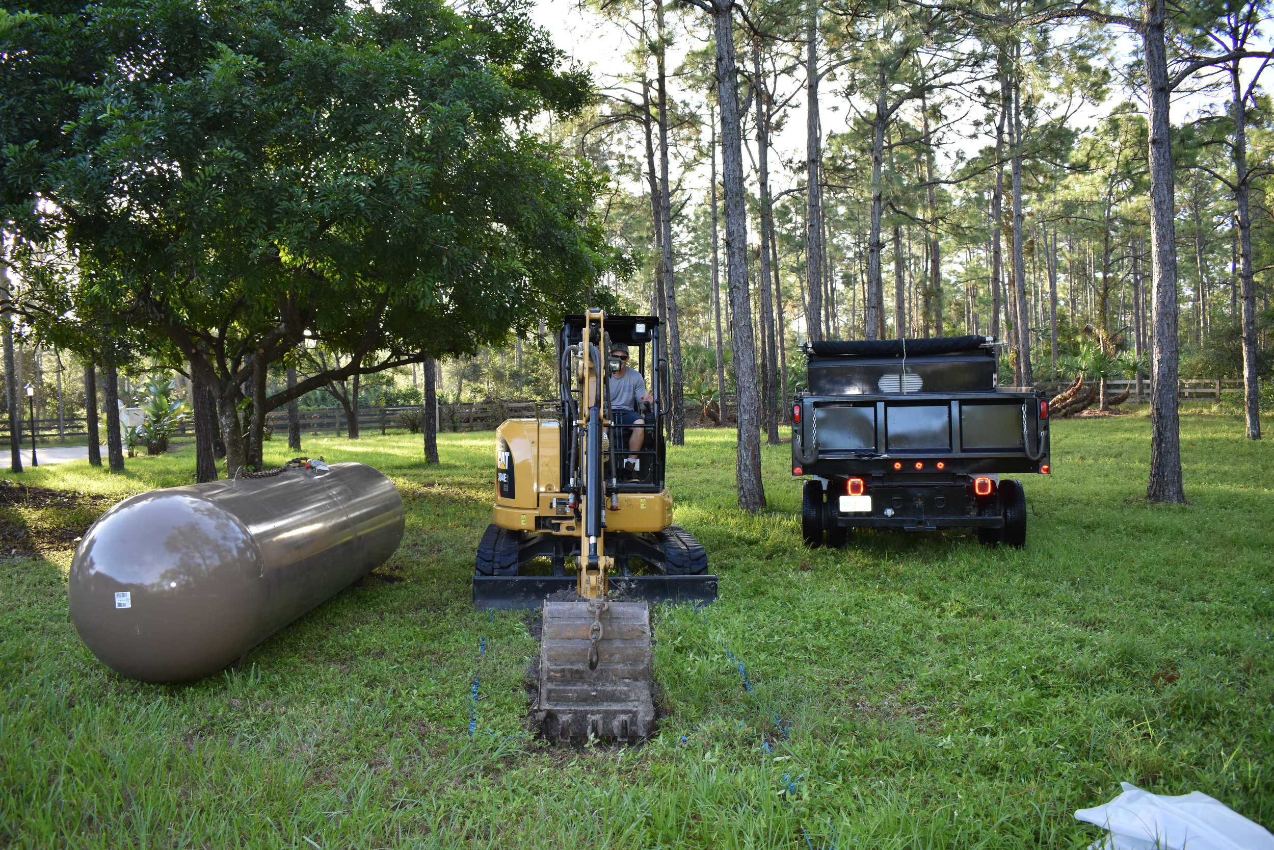 Tank & Excavation Equipment