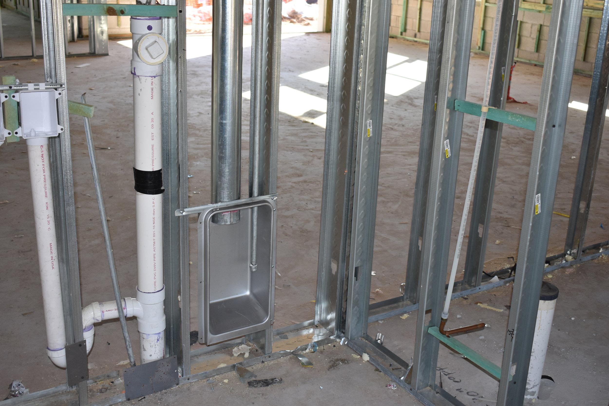Interior Gas Piping