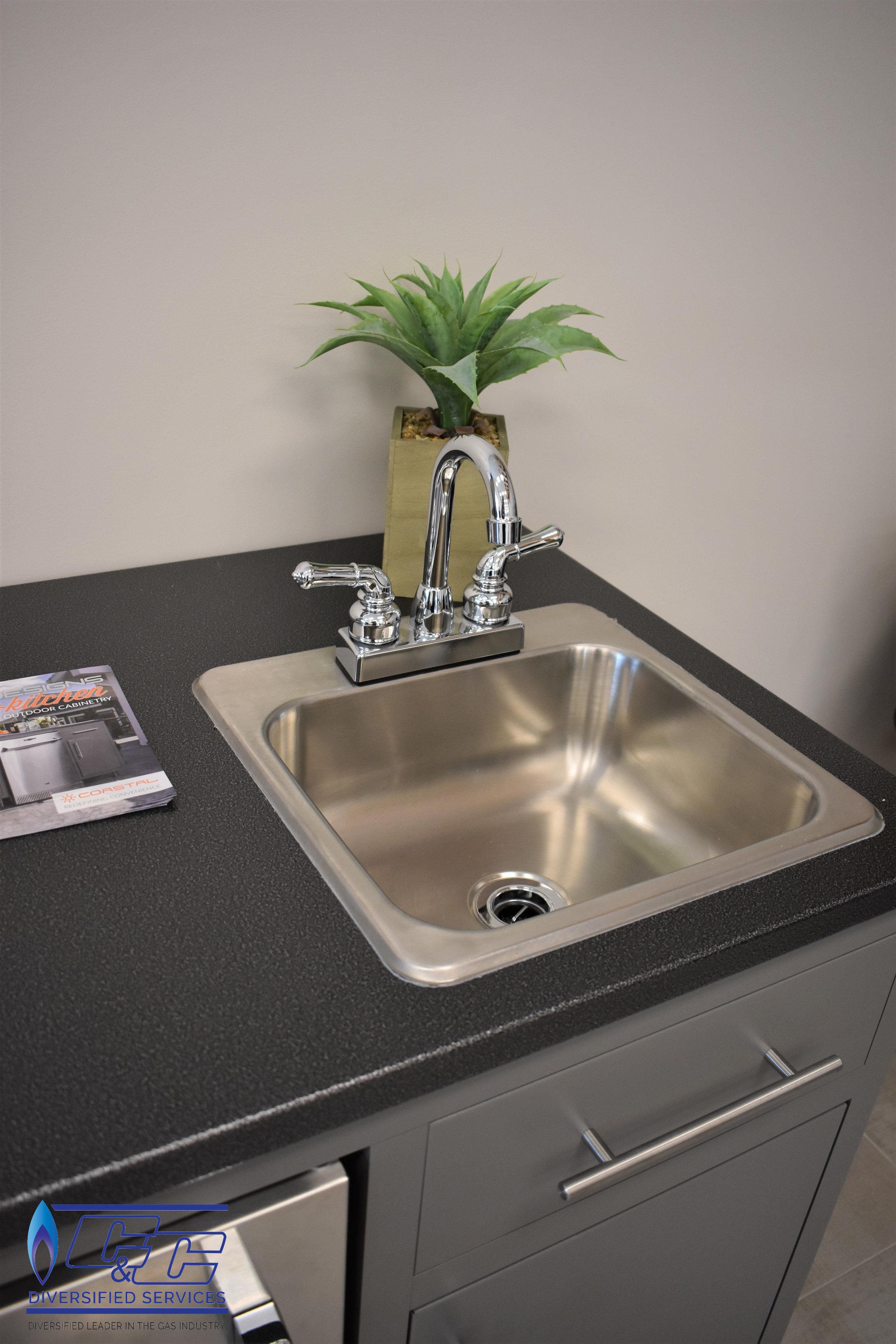 Challenger Designs & Kitchen Sink / Faucet Options