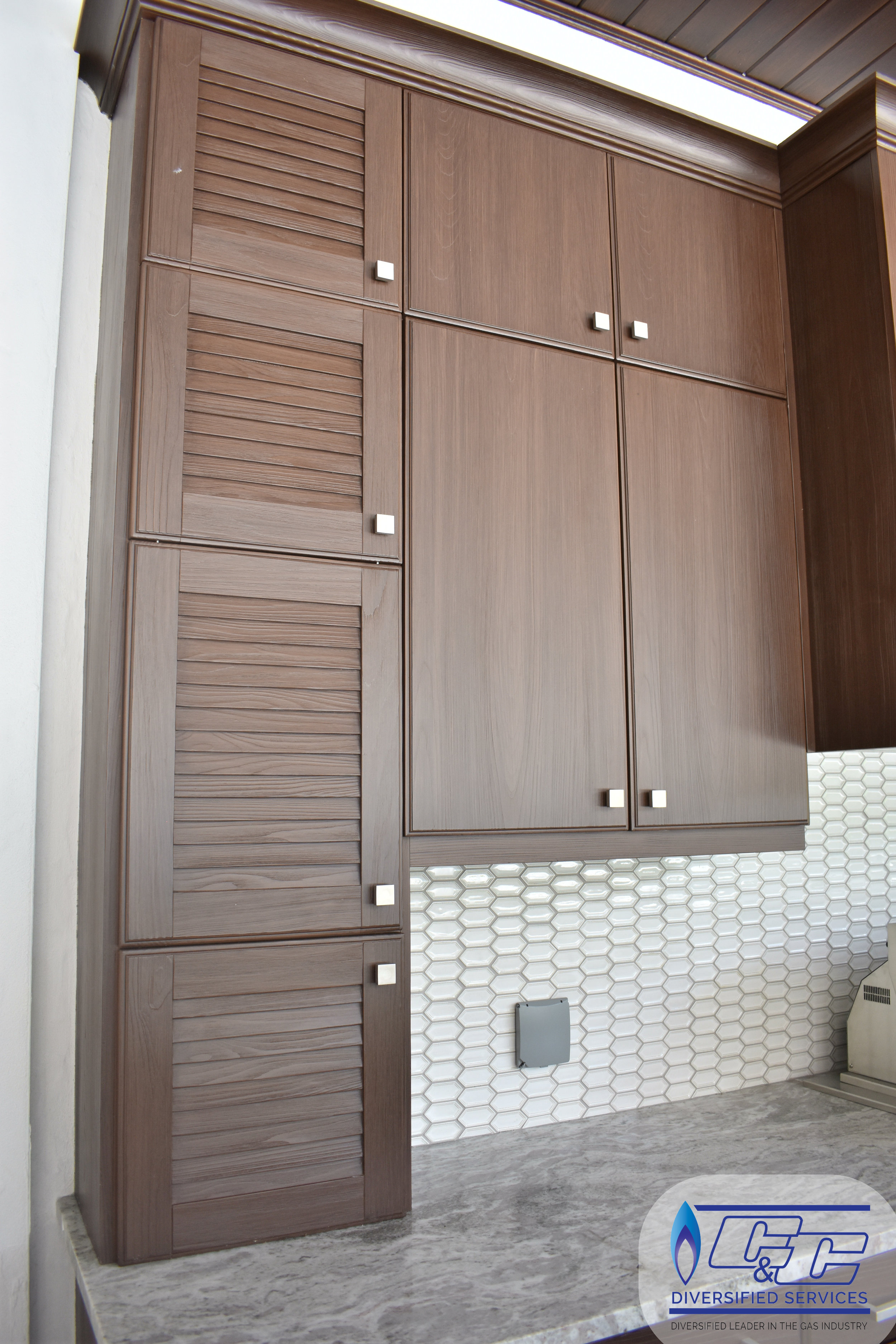 NatureKast Weatherproof Cabinetry - Cabinets