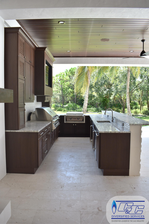 NatureKast Weatherproof Cabinetry - Grill Base Cabinets