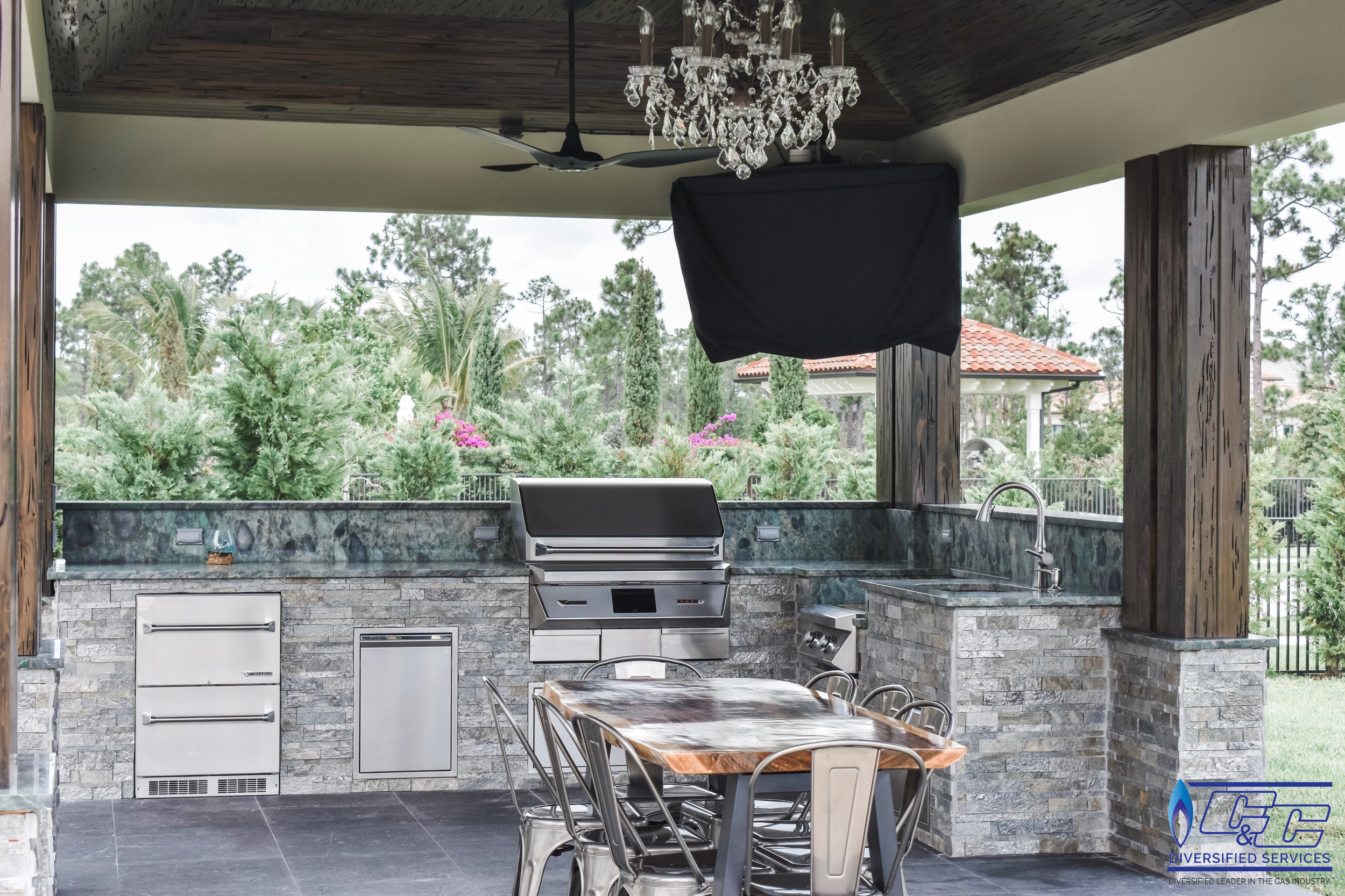 Outdoor Kitchens Jupiter Stuart And Surrounding Areas