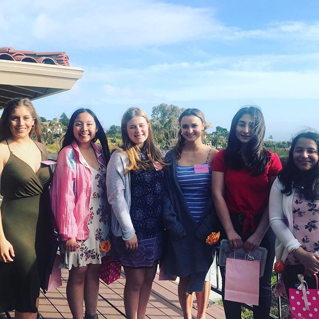 Congratulations to our 2019 Scholarship Recipients. We are so happy to support you and are so proud of what you've each already accomplished. A distinguished group of high school seniors and collegiate women. #panhellenic #panhellenicsisters #scholarship