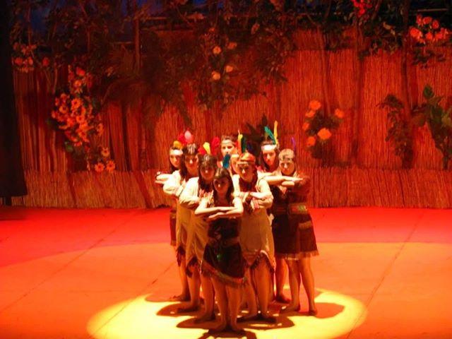 "Don't mess with the Squad⠀ ⠀ 🤯🌺🌟⠀ #BeautyandtheBeast ⠀ #BeautyandtheBeastlimerick⠀ #BeautyandtheBeastpanto #Limetreetheatre⠀ #dance ""#musicaltheatre #limerick #irishactor #limerickarts #christmasinlimerick #limerickpantosociety ""#theatre #pantomime #peterpanmusical #indiandance #peterpanpanto #peterpan⠀ #tigerlily"