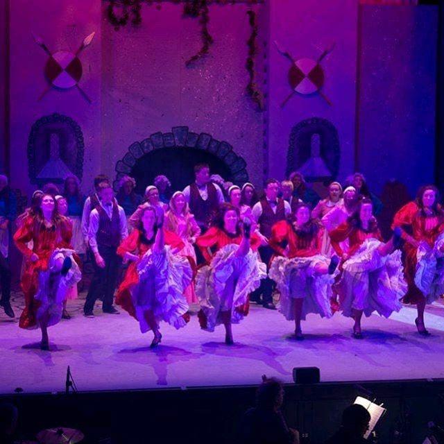 "💃💃💃💃💃💃⠀ ⠀ #Limerickpantosociety ""#BeautyandtheBeast ""#Limetreetheatre⠀ #dance ""#musicaltheatre #limerick ""#theatre #pantomime #beautyandthebeastpantomime"