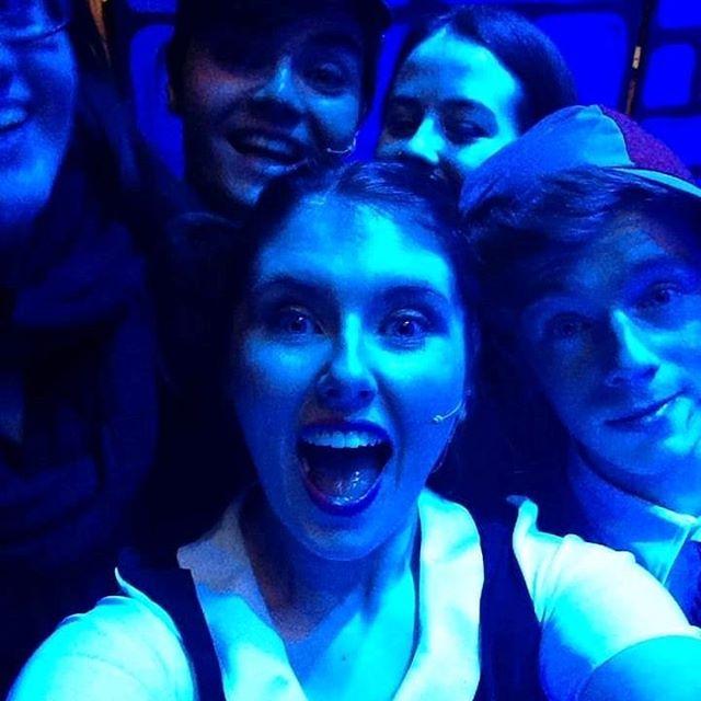 "Selfie & Backstage Bants before our chorus performed a Matilda Medley for our 30th Production CINDERELLA. ⠀ #BeautyandtheBeast ⠀ #BeautyandtheBeastlimerick⠀ #BeautyandtheBeastpanto #Limetreetheatre⠀ #dance ""#musicaltheatre #limerick #irishactor #limerickarts #Matilda ""#theatre #pantomime #schooldays #backtoschool ##inderellapanto #cinderella"