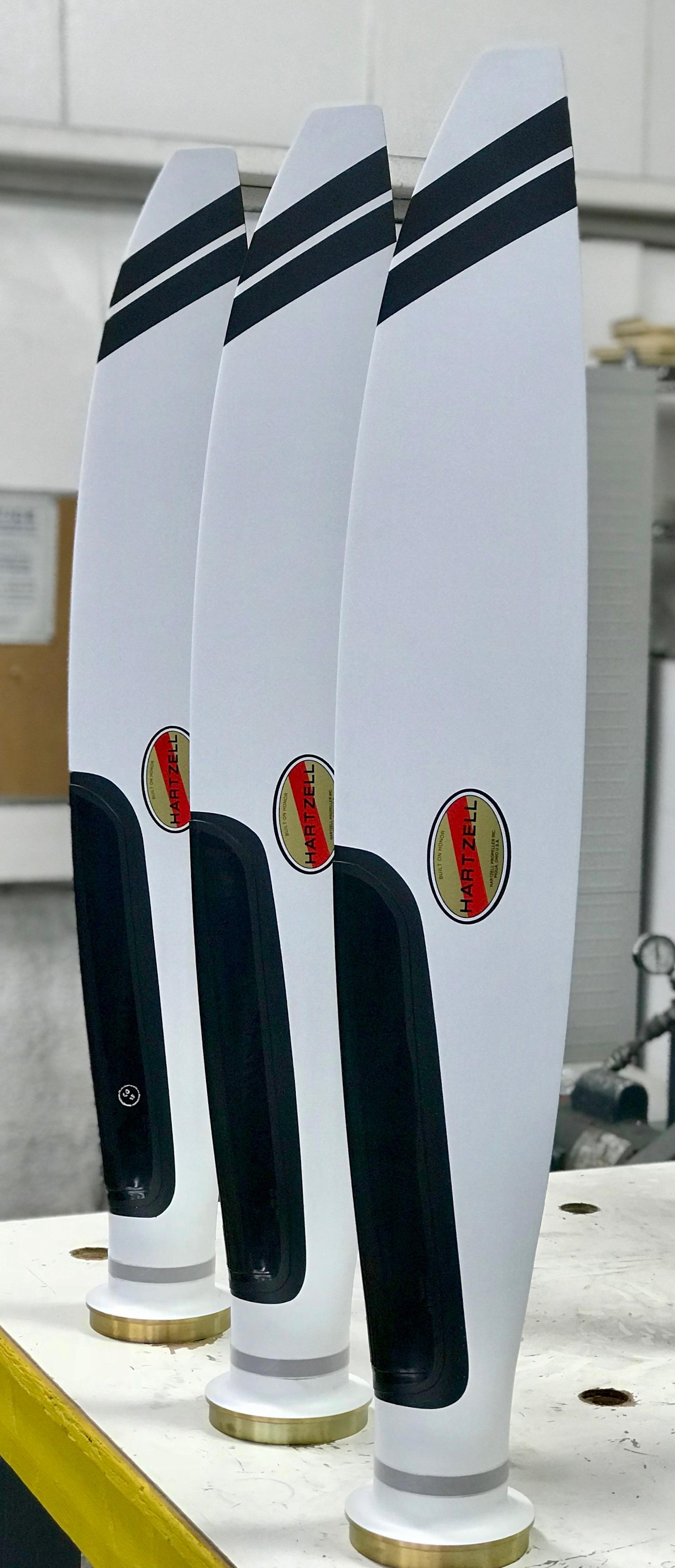 Hartzell Propeller Blades