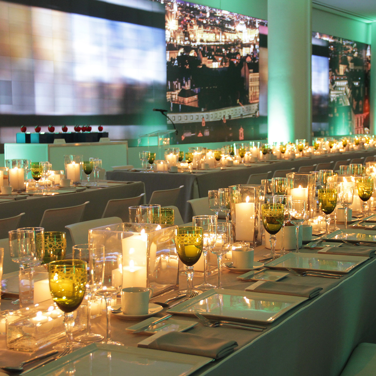 Consulting Firm Dinner - IAC Building