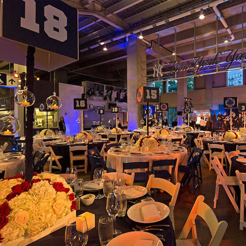Baseball Bar Mitzvah - Yankee Stadium