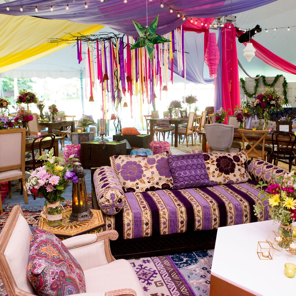 Bohemian Bat Mitzvah - Falls Village, CT