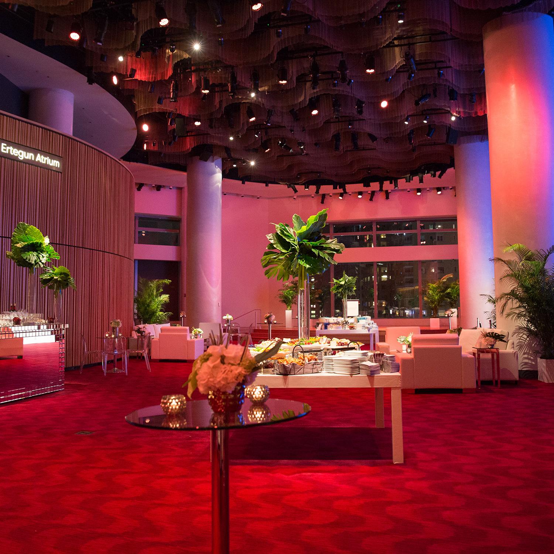 Medical Center Reception - Jazz @ Lincoln Center