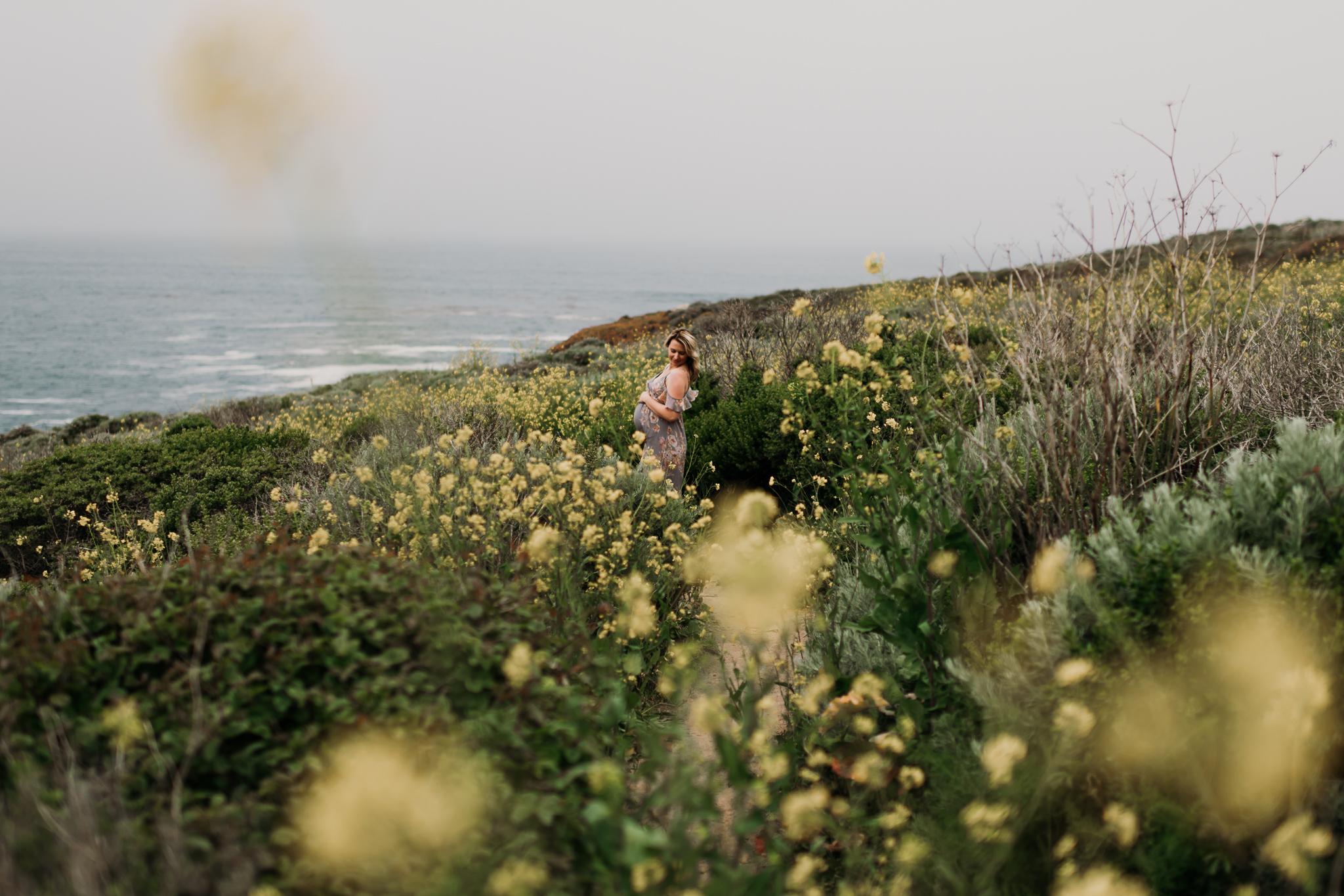 Big sur California Coast adventerous wedding elopment intimate wedding photographerBig Sur california Maternity photographer