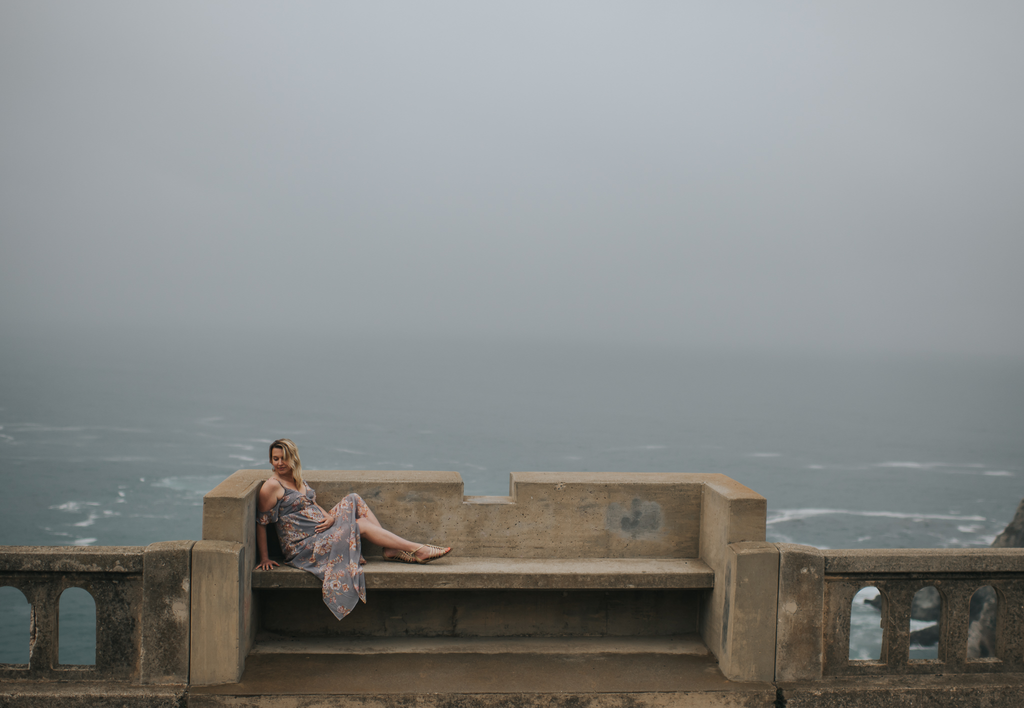 Big Sur maternity photographer Big sur California Coast adventerous wedding elopment intimate wedding photographer