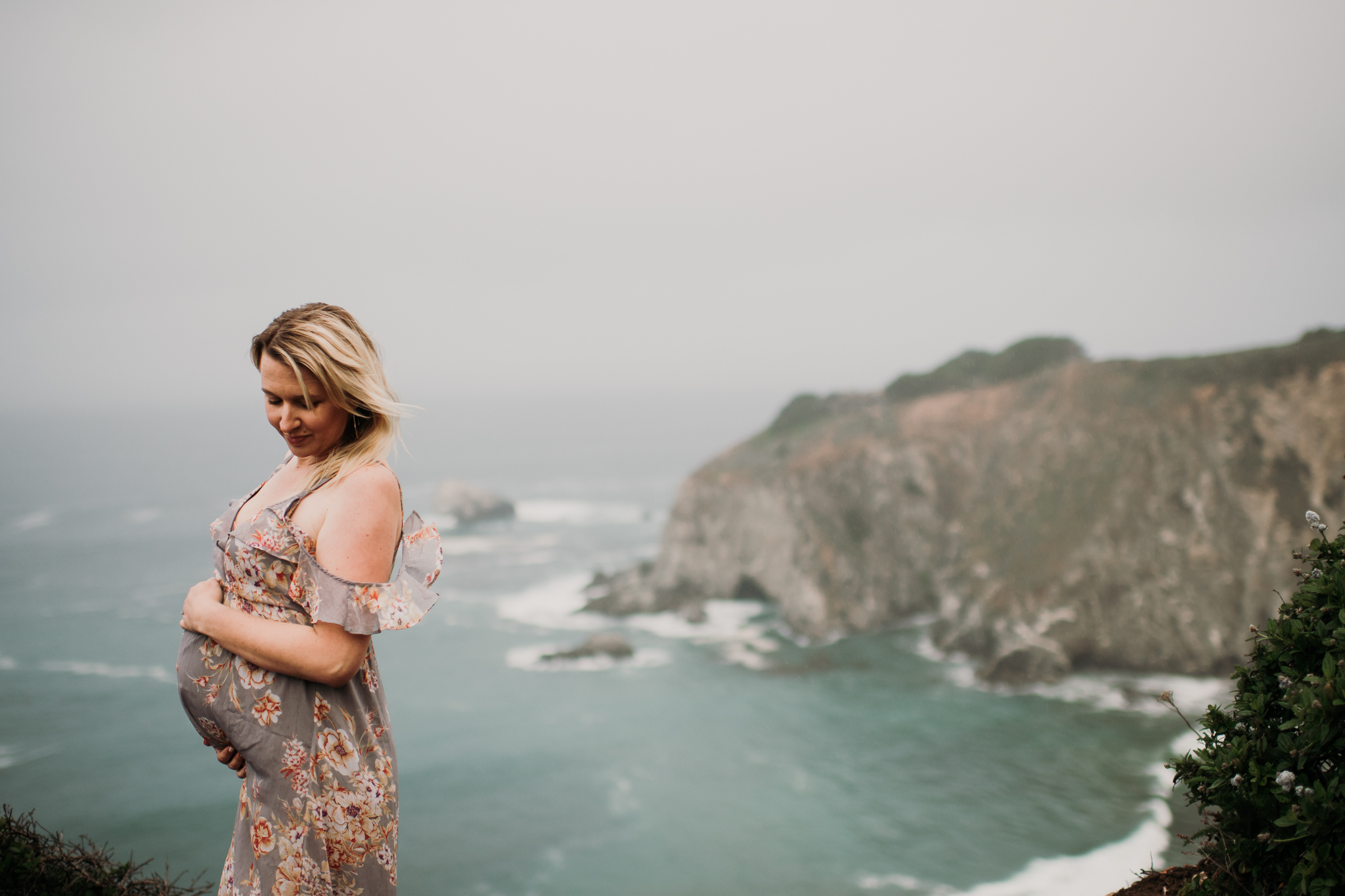 Big Sur california Maternity photographer