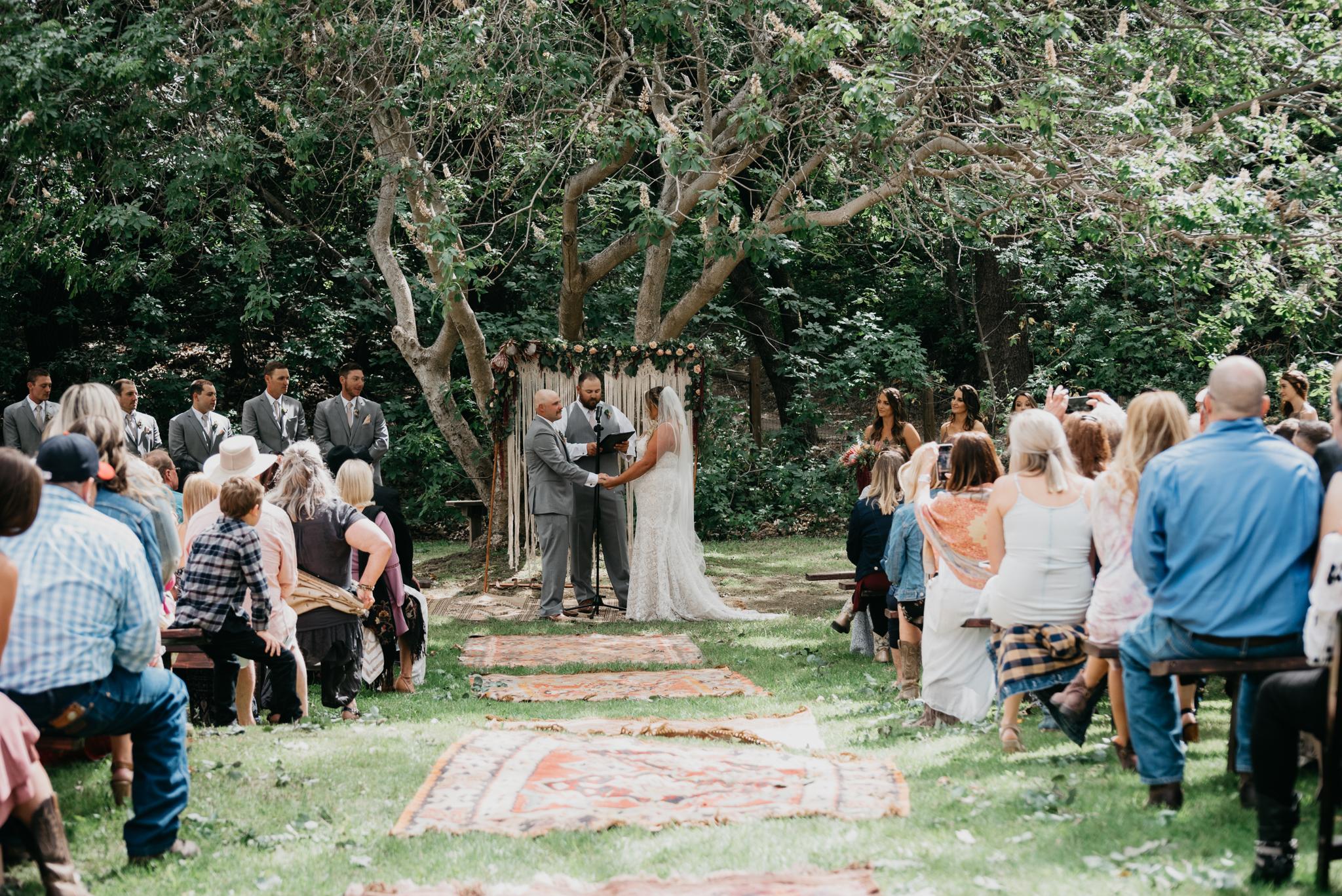 carmel valley bohemian wedding Big sur California Coast adventerous wedding elopment intimate wedding photographer