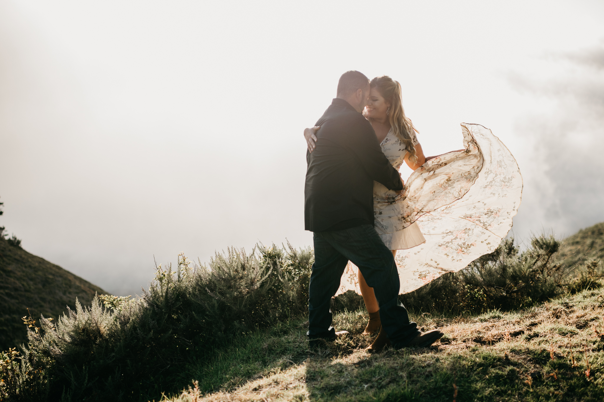 Big Sur california coast wedding photographer