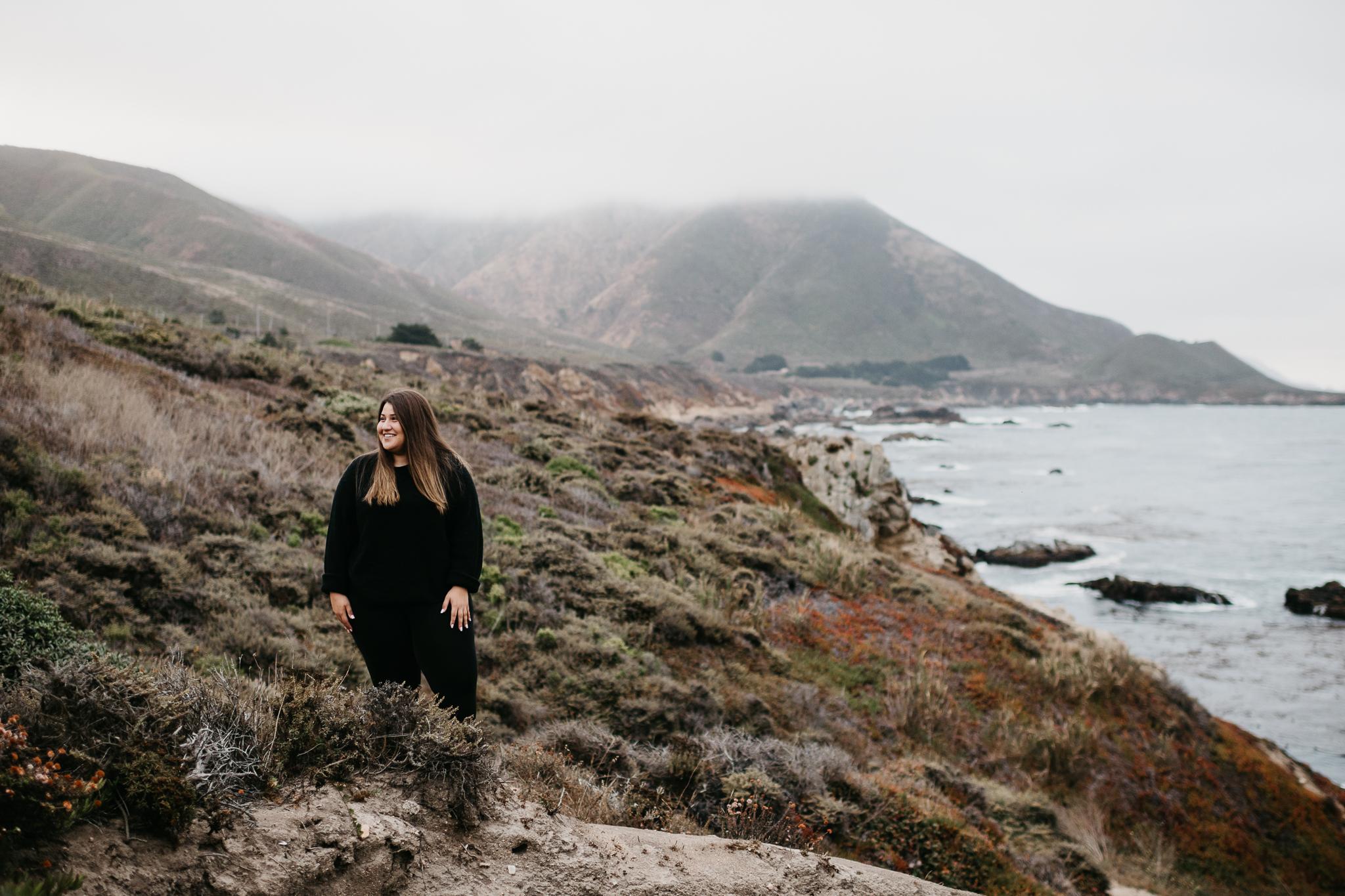 Monterey Carmel Pacific grove senior portrait